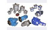 Гидромотор / Гидронасос / Насос / Насос-мотор / Насосный агрегат / Гидронасос сдвоенный